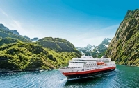 40% off norway cruises with hurtigruten